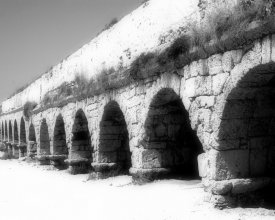 Roads to Jerusalem B&W